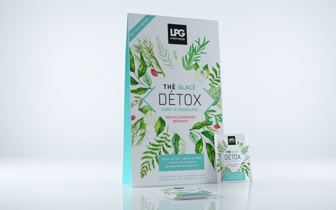 Limited edition detox ice-t 14 daagse kuur